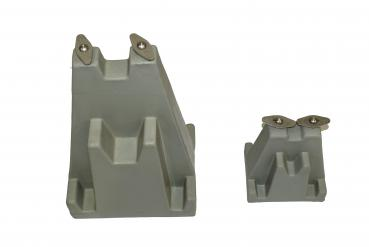 Verbindungsstück Grundmodul NL 0,9 kg Serie tiefbord