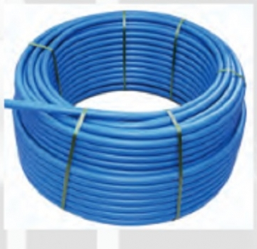 RC-PE pipe for water and sewage systems
